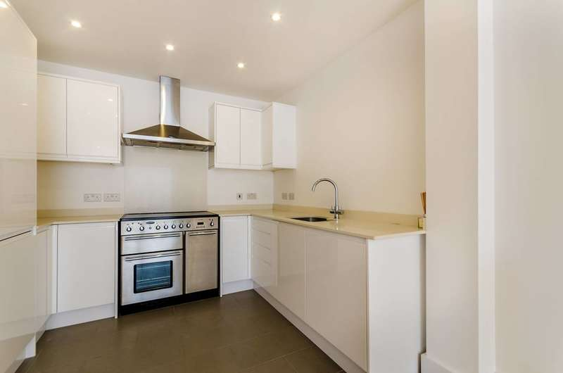 2 Bedrooms Flat for sale in County Street, London Bridge, SE1