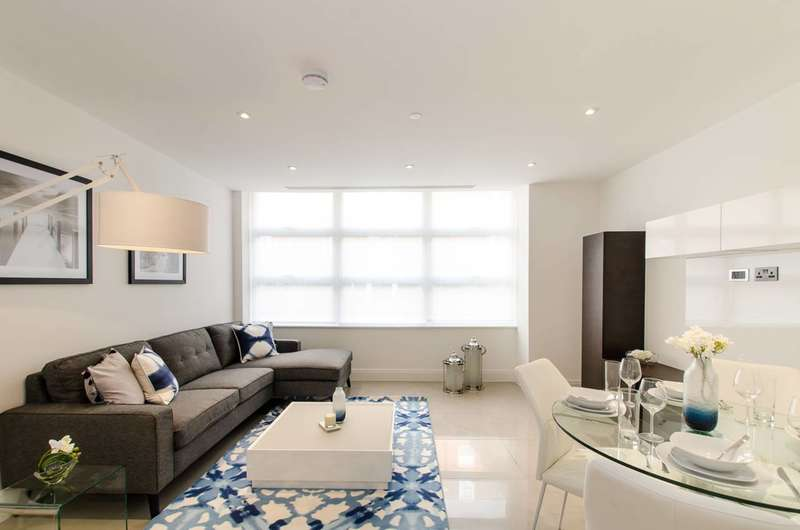 1 Bedroom Flat for sale in Willow House, Westminster, SW1P
