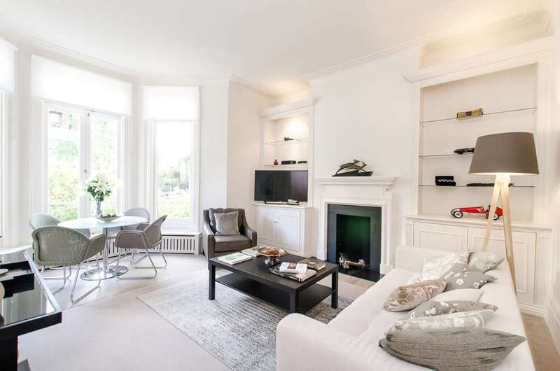 2 Bedrooms Flat for sale in Netherton Grove, Chelsea, SW10