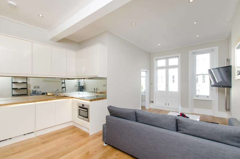 1 Bedroom Flat for sale in Nevern Road, Earls Court, SW5