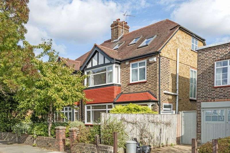 4 Bedrooms Semi Detached House for sale in Ferry Road, Barnes, London, SW13