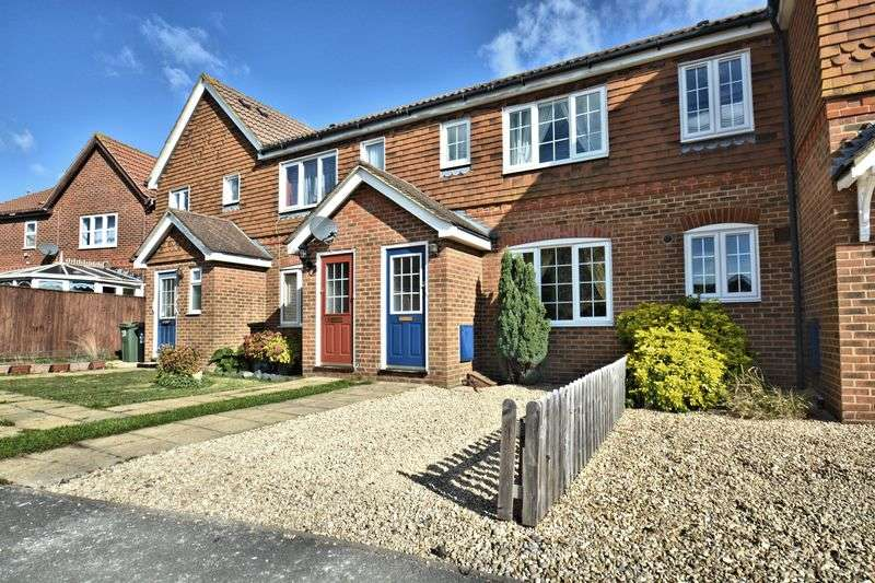 2 Bedrooms Terraced House for sale in Old Bourne, Didcot
