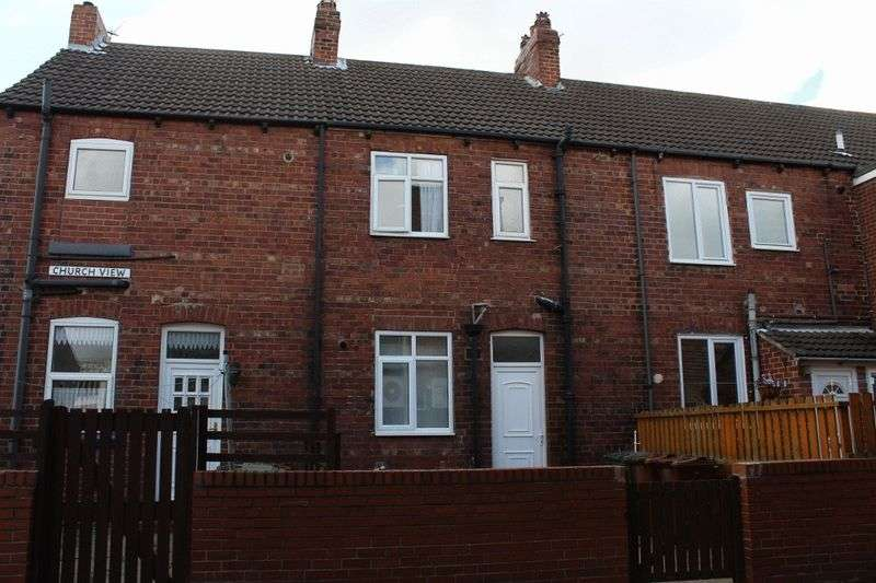 3 Bedrooms Terraced House for sale in Church View, Pontefract