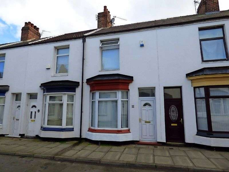 2 Bedrooms House for sale in Meath Street, Middlesbrough