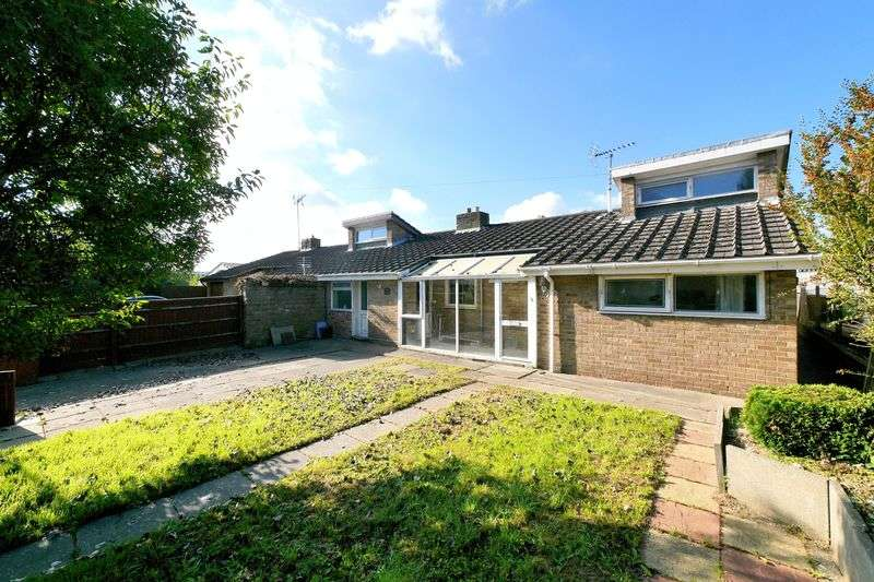 4 Bedrooms Semi Detached Bungalow for sale in WIMBLESTRAW ROAD