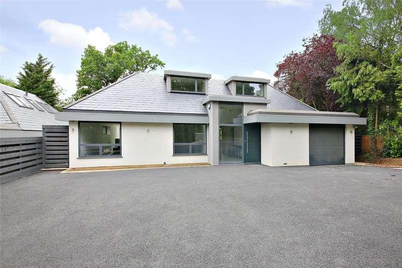3 Bedrooms Detached Bungalow for sale in Oaklands Road, Totteridge, London, N20