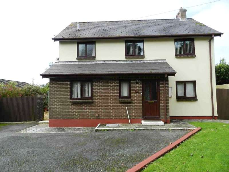 3 Bedrooms Detached House for sale in Chapel Road, Crundale, Haverfordwest