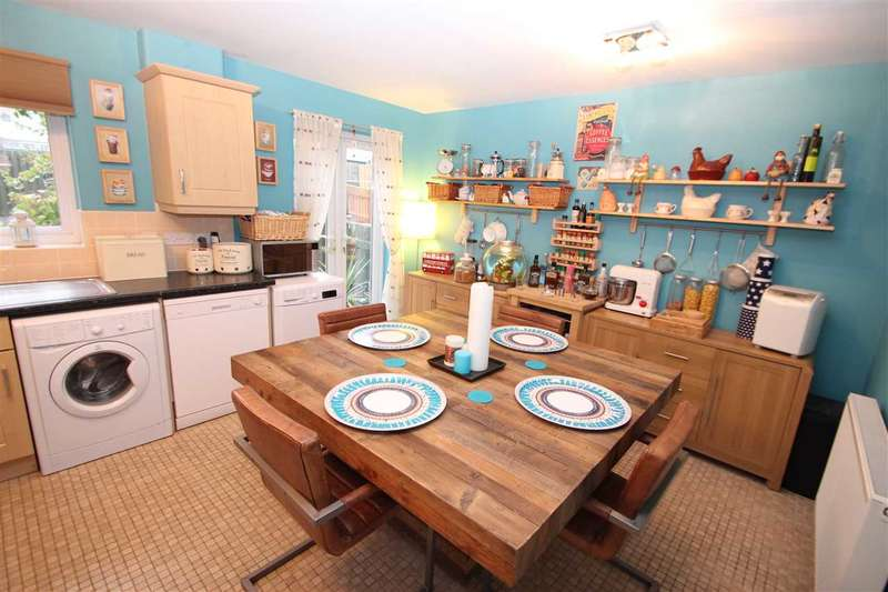 4 Bedrooms Town House for sale in Berry Edge Road, Berry Edge, Consett