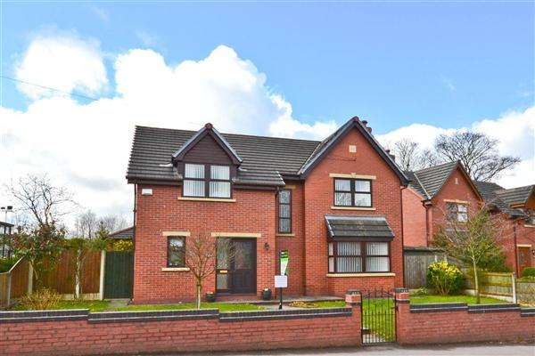 4 Bedrooms Detached House for sale in Winstanley Road, Wigan