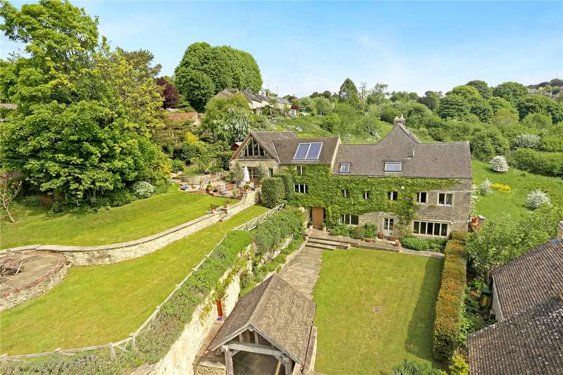 6 Bedrooms Detached House for sale in Dark Lane, Chalford, Stroud, Gloucestershire, GL6