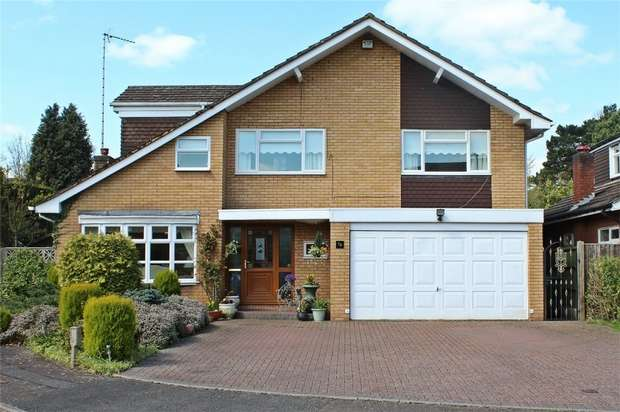4 Bedrooms Detached House for sale in Howes Lane, Finham, Coventry