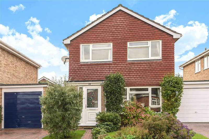 4 Bedrooms Link Detached House for sale in Benning Way, Wokingham, Berkshire, RG40