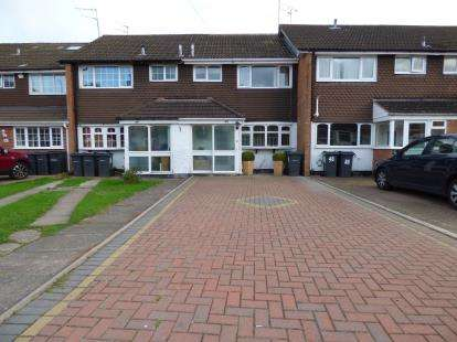 3 Bedrooms Terraced House for sale in Marie Drive, Acocks Green, Birmingham, West Midlands