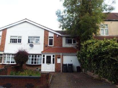 5 Bedrooms Semi Detached House for sale in Vicarage Road, Yardley, Birmingham, West Midlands