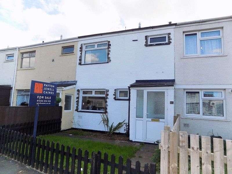 3 Bedrooms Terraced House for sale in Maes-Y-Felin , Wildmill, Bridgend. CF31 1YX