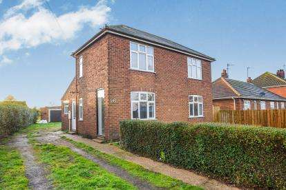 2 Bedrooms Detached House for sale in Sutterton Drove, Boston, Lincolnshire
