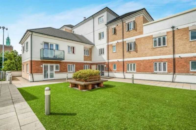 1 Bedroom Apartment Flat for sale in Hales Court, Ley Farm Close, Watford