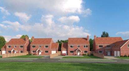 4 Bedrooms Detached House for sale in Walpole Highway, Wisbech, Norfolk