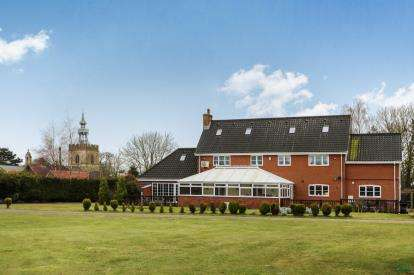 6 Bedrooms Detached House for sale in Shipdham, Thetford, Norfolk