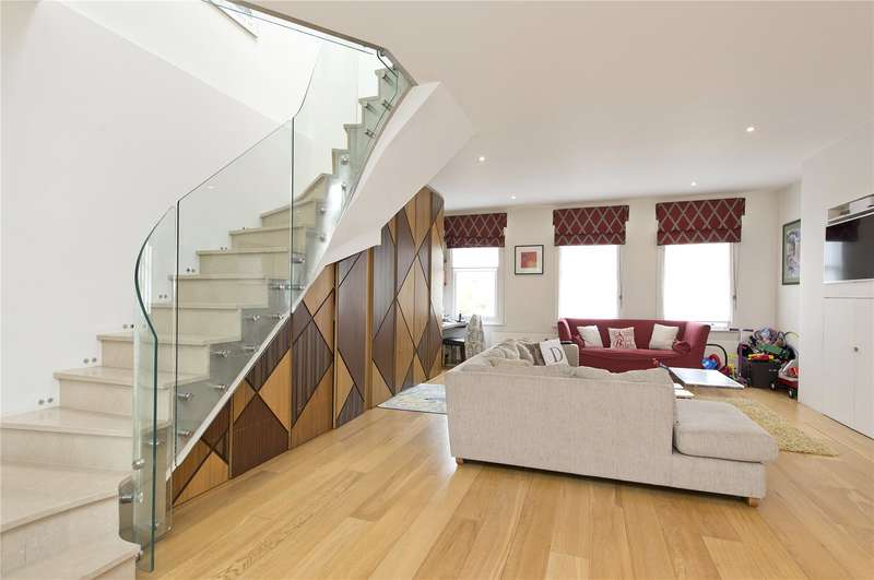 3 Bedrooms Flat for sale in Philbeach Gardens, London, SW5