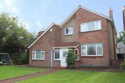 4 Bedrooms Detached House for sale in Shawwood Crescent, Newton Mearns