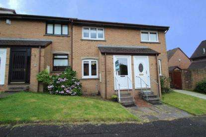 2 Bedrooms Terraced House for sale in Micklehouse Wynd, Baillieston, Glasgow, Lanarkshire