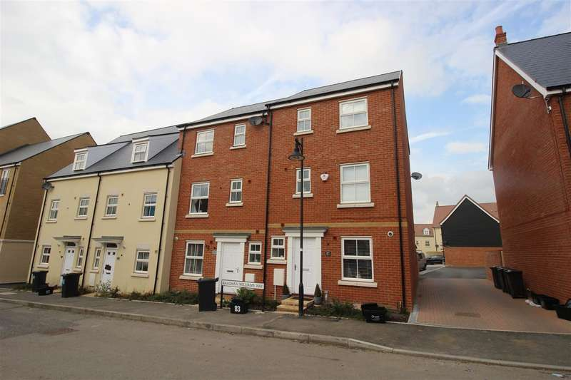 4 Bedrooms Property for sale in Vaughan Williams Way, Redhouse, Swindon
