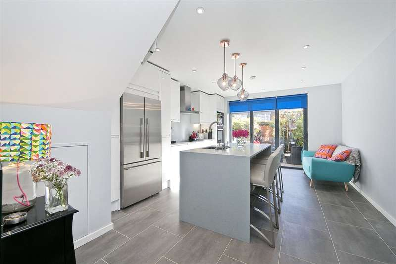 3 Bedrooms House for sale in Tilney Gardens, Islington, N1