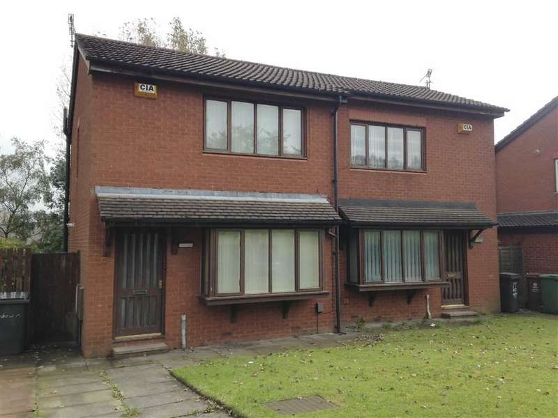 2 Bedrooms Property for sale in Wimpole Street, Higginshaw Village, Oldham