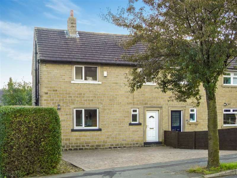 3 Bedrooms Property for sale in 25, Longlands Avenue, Slaithwaite, Huddersfield