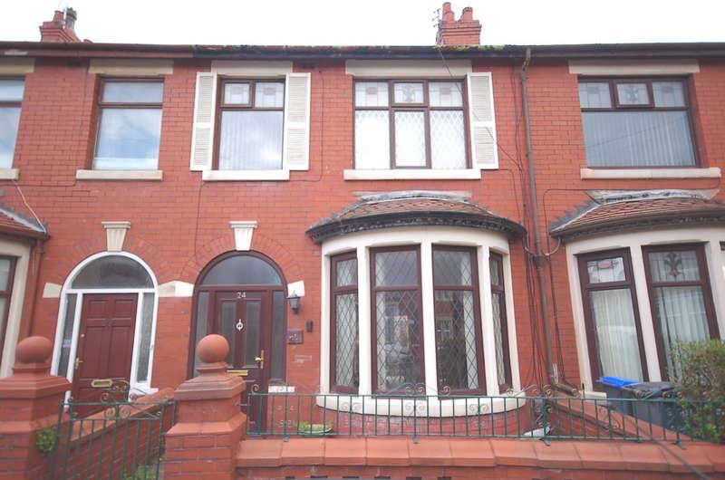 3 Bedrooms Terraced House for sale in Laurel Avenue, Blackpool