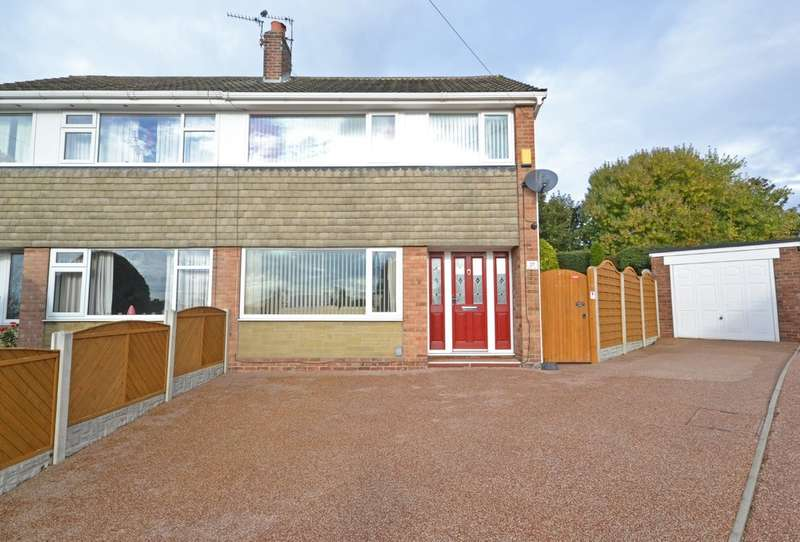 3 Bedrooms Semi Detached House for sale in Spring View, Ossett