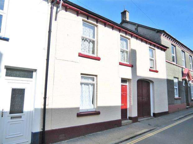4 Bedrooms Terraced House for sale in North Street, Okehampton, Devon