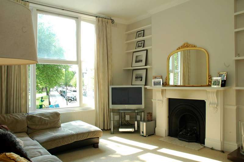 1 Bedroom Flat for sale in Victoria Road, Kilburn, NW6