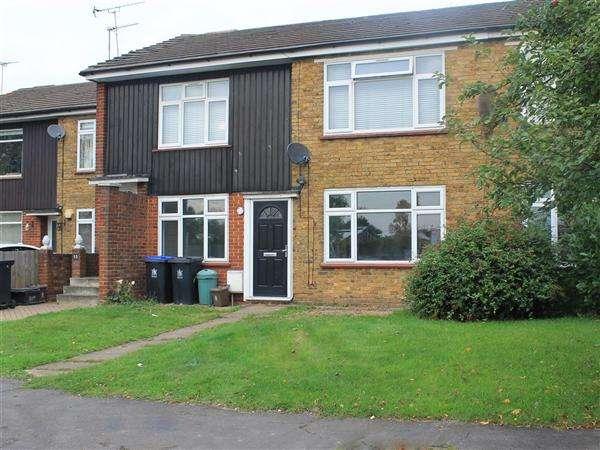 2 Bedrooms Maisonette Flat for sale in Bronsdon Way, Denham Village