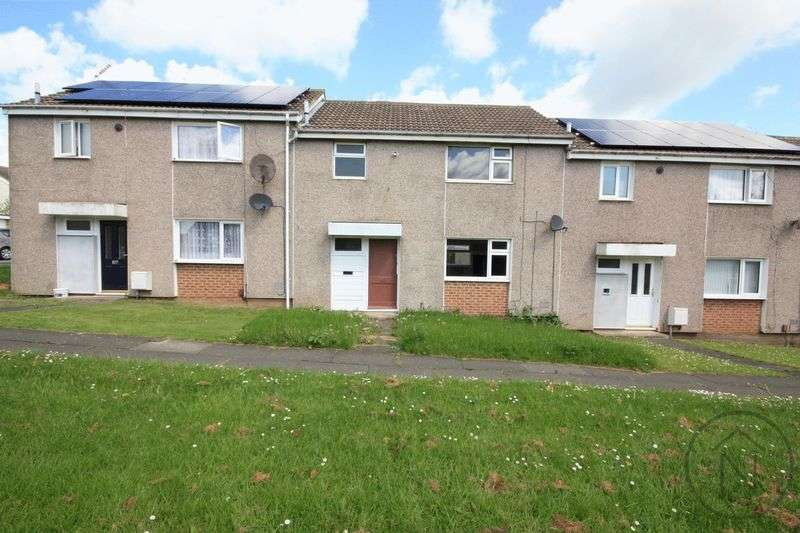 3 Bedrooms Terraced House for sale in Deepdale Way, Darlington