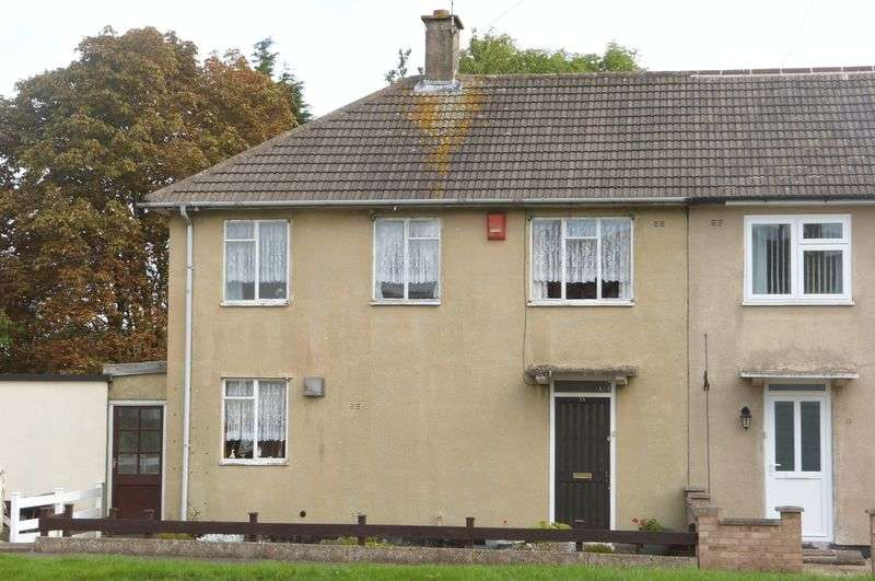 3 Bedrooms Semi Detached House for sale in Kepston Close, Eyres Monsell Estate