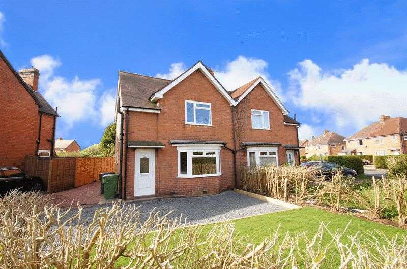 3 Bedrooms Semi Detached House for sale in Churchfields Road, Bromsgrove