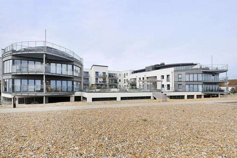 2 Bedrooms Flat for sale in The Waterfront, Goring-by-Sea