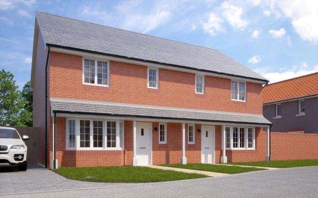 3 Bedrooms Semi Detached House for sale in Rockbeare Briar, London Road, Rockbeare, Exeter