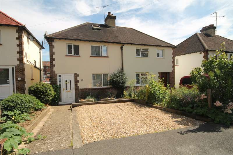 2 Bedrooms Semi Detached House for sale in Johnsdale, Oxted, RH8