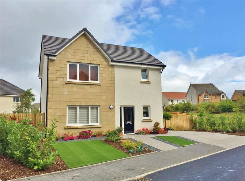 3 Bedrooms Detached House for sale in Glen Goyne Court, Lauren Grove, JACKTON