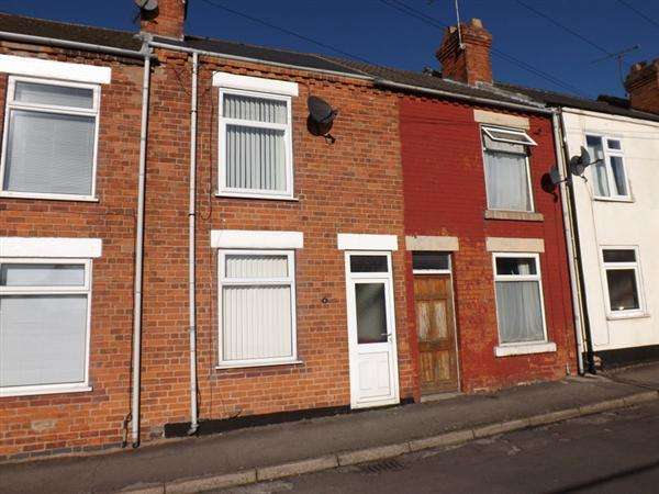 2 Bedrooms Terraced House for sale in King Street, Clowne, Chesterfield