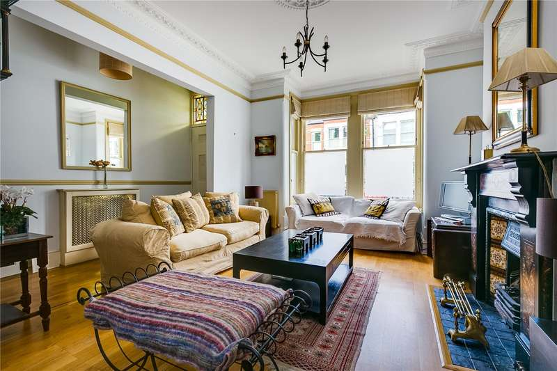 5 Bedrooms Terraced House for sale in Clonmel Road, London, SW6