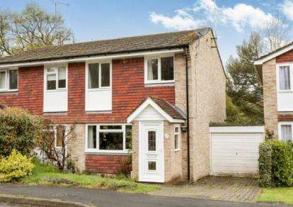 3 Bedrooms Semi Detached House for sale in Romsey, Hampshire