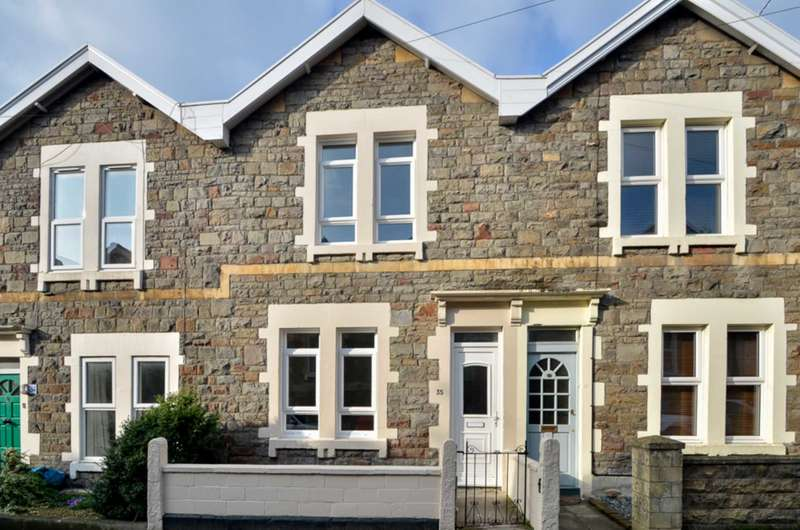 3 Bedrooms Terraced House for sale in Hungerford Road, Bath