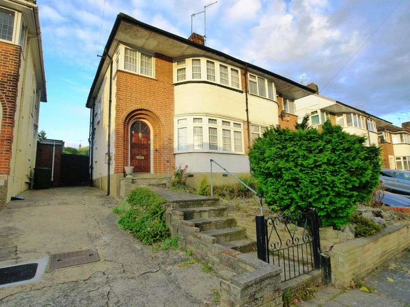 3 Bedrooms Semi Detached House for sale in Whitehouse Way, London