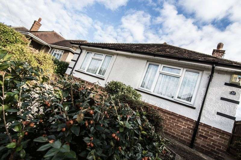 3 Bedrooms Detached Bungalow for sale in Mountfield Road, Spinney Hill, Northampton, NN3