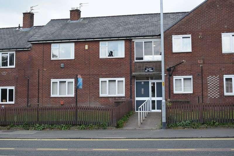 2 Bedrooms Flat for sale in Bury New Road, Heywood