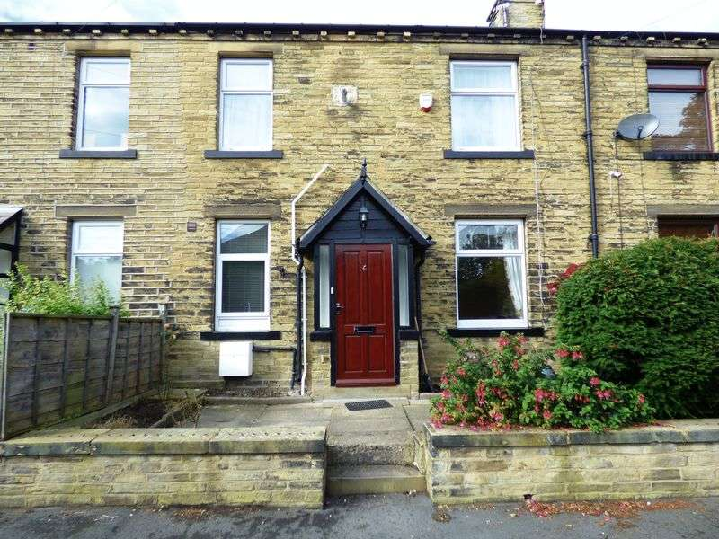 2 Bedrooms Terraced House for sale in Holme Street, Halifax